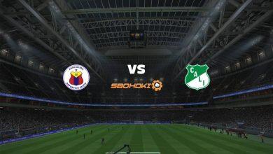 Photo of Live Streaming  Deportivo Pasto vs Deportivo Cali 5 September 2021