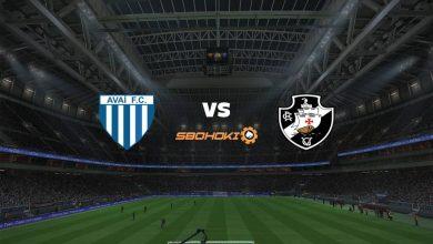 Photo of Live Streaming  Avaí vs Vasco da Gama 6 September 2021