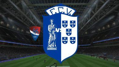 Photo of Live Streaming  Gil Vicente vs Vizela 12 September 2021