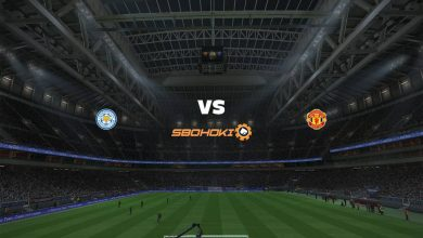 Photo of Live Streaming  Leicester City vs Manchester United 12 September 2021