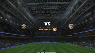 Photo of Live Streaming  Southampton vs West Ham United 11 September 2021