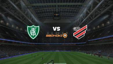 Photo of Live Streaming  América-MG vs Athletico-PR 11 September 2021