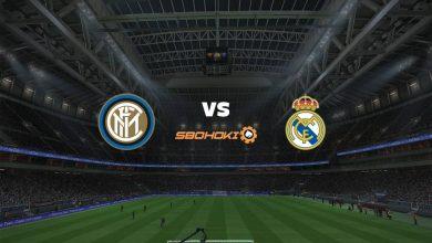 Photo of Live Streaming  Inter Milan vs Real Madrid 15 September 2021