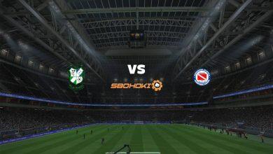 Photo of Live Streaming  Platense vs Argentinos Juniors 19 September 2021