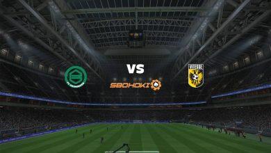 Photo of Live Streaming  FC Groningen vs Vitesse 22 September 2021