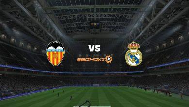 Photo of Live Streaming  Valencia vs Real Madrid 19 September 2021