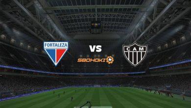 Photo of Live Streaming  Fortaleza vs Atlético-MG 12 September 2021
