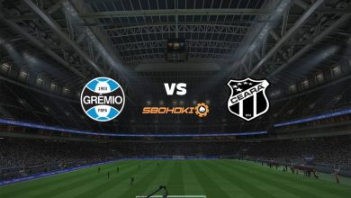 Photo of Live Streaming  Grêmio vs Ceará 12 September 2021