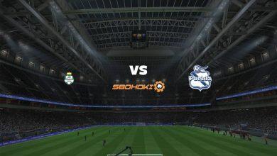 Photo of Live Streaming  Santos Laguna vs Puebla 20 September 2021