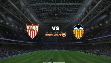 Photo of Live Streaming  Sevilla vs Valencia 22 September 2021