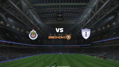 Photo of Live Streaming  Chivas Guadalajara vs Pachuca 19 September 2021