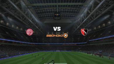 Photo of Live Streaming  Lanús vs Newell's Old Boys 20 September 2021