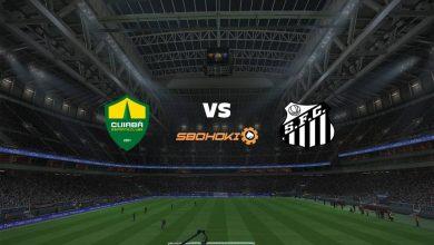 Photo of Live Streaming  Cuiabá vs Santos 5 September 2021