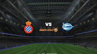 Photo of Live Streaming  Espanyol vs Alavés 22 September 2021