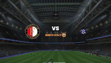 Photo of Live Streaming  Feyenoord vs Heerenveen 22 September 2021