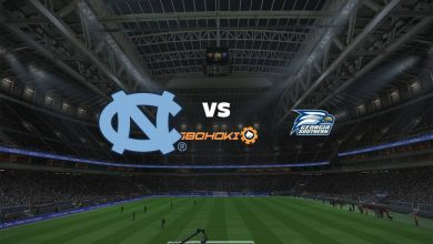 Photo of Live Streaming  North Carolina vs Georgia Southern 3 September 2021