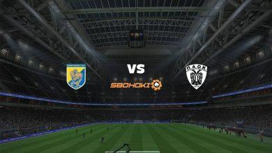 Photo of Live Streaming  Panetolikos vs PAOK Salonika 22 September 2021