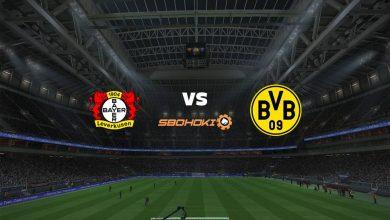 Photo of Live Streaming  Bayer Leverkusen vs Borussia Dortmund 11 September 2021