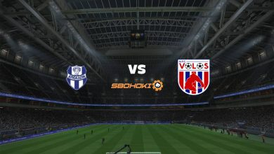 Photo of Live Streaming  Apollon Smyrni vs Volos NFC 19 September 2021