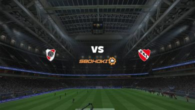 Photo of Live Streaming  River Plate vs Independiente 4 September 2021