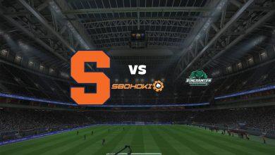 Photo of Live Streaming  Syracuse vs Binghamton 14 September 2021