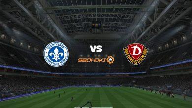Photo of Live Streaming  SV Darmstadt 98 vs Dynamo Dresden 19 September 2021