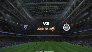 Photo of Live Streaming  Pumas UNAM vs Chivas Guadalajara 12 September 2021