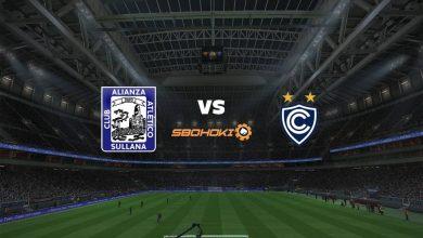 Photo of Live Streaming  Alianza Atlético vs Cienciano del Cusco 17 September 2021