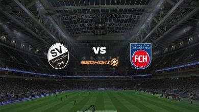 Photo of Live Streaming  SV Sandhausen vs 1. FC Heidenheim 18 September 2021