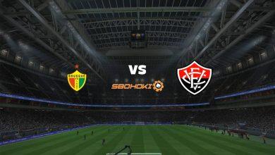 Photo of Live Streaming  Brusque vs Vitória 17 September 2021