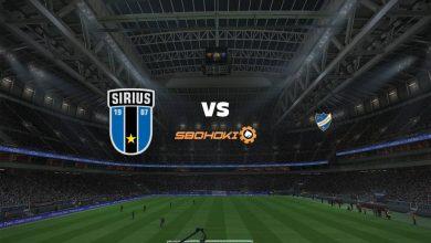 Photo of Live Streaming  Sirius vs IFK Norrkoping 22 September 2021