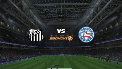 Photo of Live Streaming  Santos vs Bahia 12 September 2021