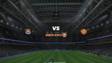 Photo of Live Streaming  West Ham United vs Manchester United 19 September 2021