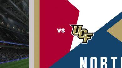 Photo of Live Streaming  North Carolina State vs UCF 6 September 2021