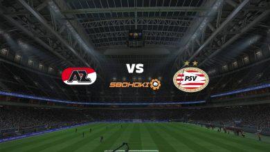Photo of Live Streaming  AZ Alkmaar vs PSV Eindhoven 11 September 2021