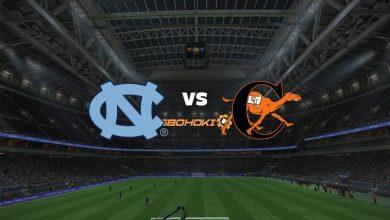 Photo of Live Streaming  North Carolina vs Campbell 14 September 2021