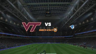 Photo of Live Streaming  Virginia Tech vs Seton Hall 6 September 2021