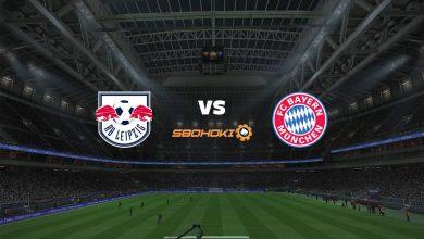 Photo of Live Streaming  RB Leipzig vs Bayern Munich 11 September 2021