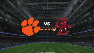 Photo of Live Streaming  Clemson vs Boston College 17 September 2021