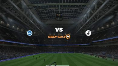 Photo of Live Streaming  Brighton and Hove Albion vs Swansea City 22 September 2021