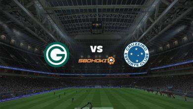 Photo of Live Streaming  Goiás vs Cruzeiro 4 September 2021